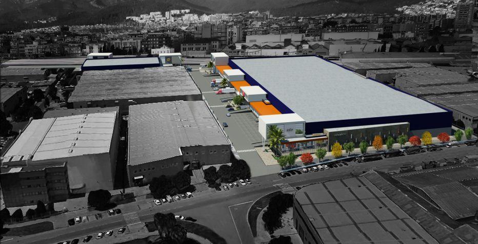 Plataforma logística de 13.680 m2 en Gavá. Única!