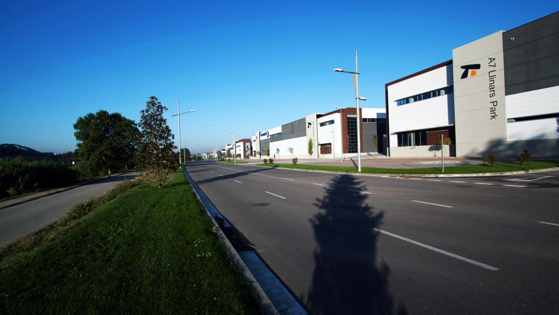 Foto 7 polígono A7 Llinars Park