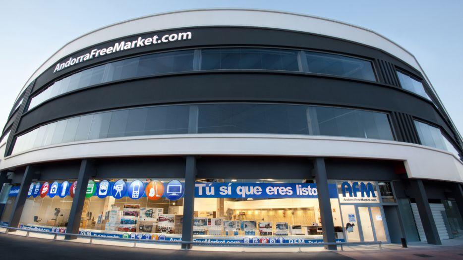 Andorrafreemarket se implanta en Porta Terrassa