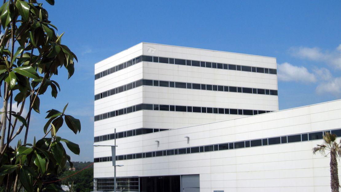 Oficinas Santa María Park 1