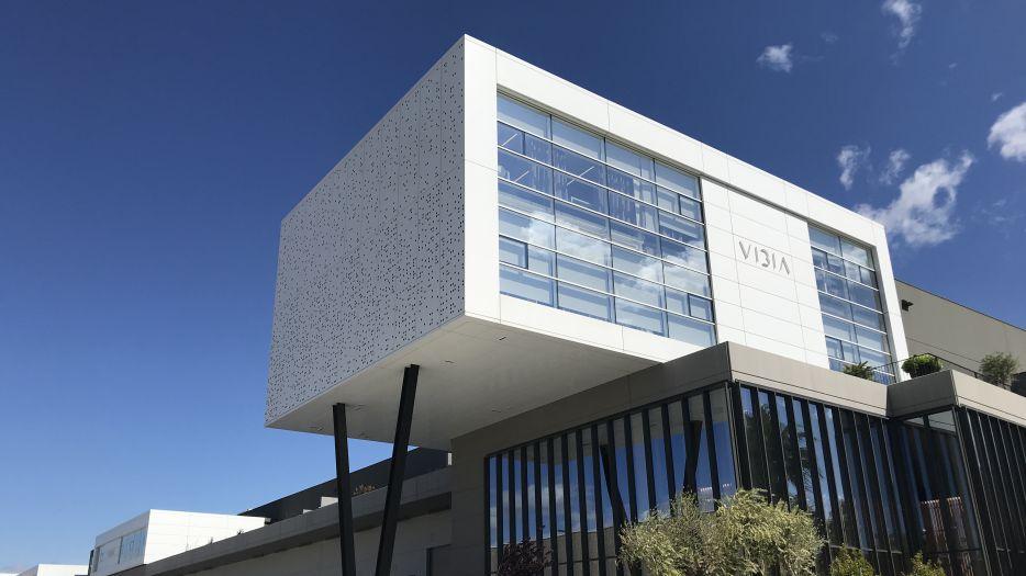 La empresa de iluminación Vibia traslada su sede corporativa a Gavá Centro Logístico