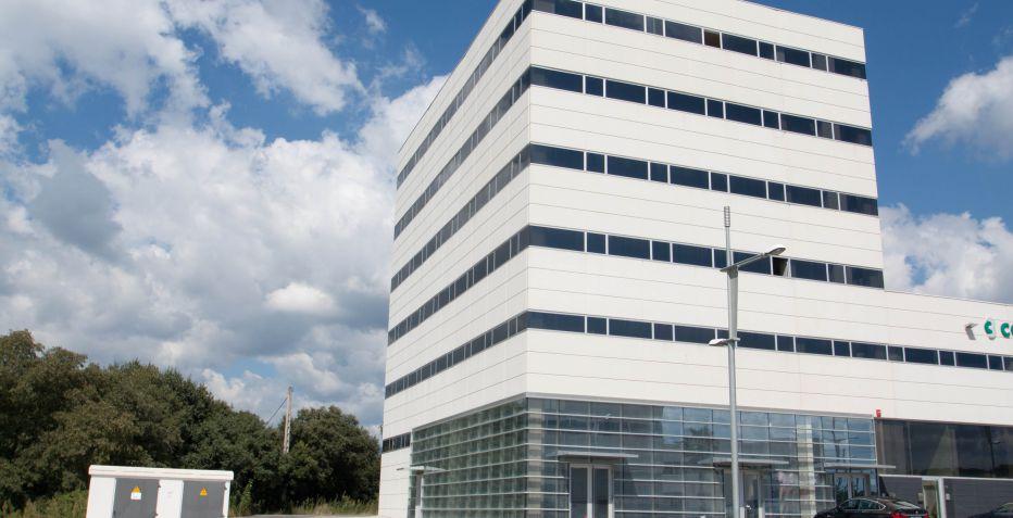 Local en Santa María Park. Ideal oficinas o actividad industrial ligera.